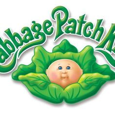 Image result for Cabbage Patch Logo Printable Large