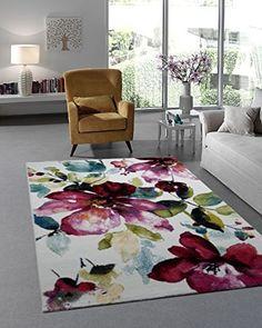 Designer Teppich Wohnzimmer