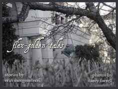 Erin Morgenstern has a blog in which she posts her delightful 10-sentence Flax-Golden Tales.