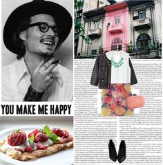 """Johnny Depp"" by sirius-black ❤ liked on Polyvore"