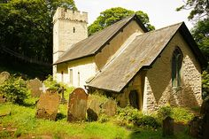 St. Illtyd's, Oxwich, Gower. Gower Peninsula, Lake Union, Swansea, South Wales, Welsh, House Styles, Image, Welsh Language, Wales