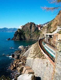 From Cinque Terre to the Black Forest, the best way to see this beautiful continent is by train.