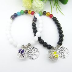 Aromatherapy Oil Diffuser Bracelet  Price: 5.00 & FREE Shipping   #clothing