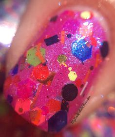 My Nail Polish Obsession: Lynnderella Ghouls Just Want to Have Fun!