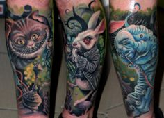 Alice in Wonderland - Müllner Csaba