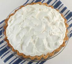Peach Cream Pies, Sweet Pie, Pie Recipes, Sweet Treats, Road Trip, Sweets, Baking, Desserts, Bakken