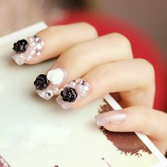 super cute add ons for nails