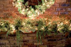 christmas decorating | Mantel Christmas Decorating Ideas | Kitchen Layout & Decor Ideas