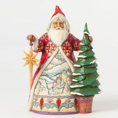 Jim Shore Christmas Magic All Around
