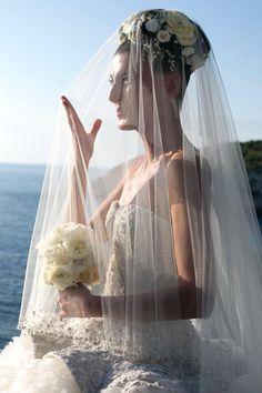 Veja os mais belos momentos do enlace da stylist em Capri, na Itália