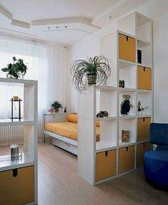 80 Gorgeous Studio Apartment Divider Decor Ideas And Remodel Apartment decor ideas