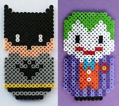 Hey, I found this really awesome Etsy listing at http://www.etsy.com/es/listing/159953528/perler-bead-chibi-bean-batman-joker