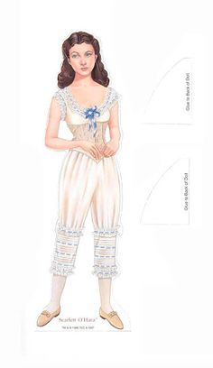Paper Dolls~Gone with the wind - Bonnie Jones - Picasa Web Albums