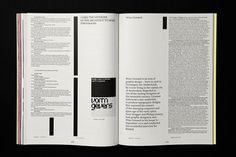 Magazine Layout Inspiration 22  Slanted Magazine by Magma