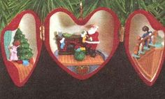 1990 Heart Of Christmas 1st