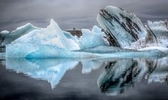 When I first saw the Glacial Lagoon at Jokulsarlon it took my breath away. It's…