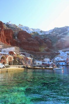 Destinations Planet: Harbor, Mykonos, Greece
