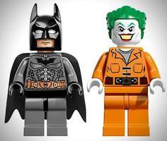 batman and robin by lego