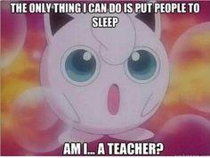 am I…..a teacher