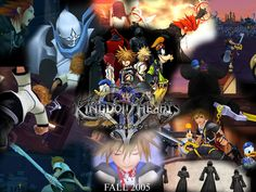 Kingdom Hearts i am obsessed with this game! Kingdom Hearts Ii, Kingdom Hearts Games, Just Video, Video New, Video Game Addiction, Kindom Hearts, Heart Pictures, Disney Magic Kingdom, Photo Heart