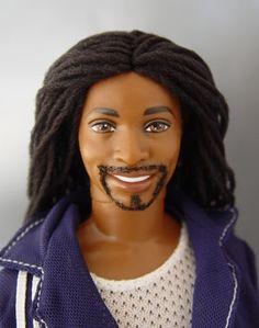 black ken barbie