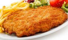 Συνταγή για σνίτσελ κοτόπουλου στο 10λεπτο!