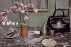 Miu Miu by Inez & Vinoodh via La Mignonette