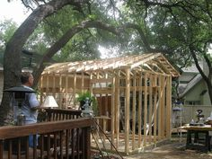12-Step Guide to Building Your Own Backyard Shed!