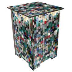 "Werkhaus Shop - Photohocker - 37 ""Mosaik"""