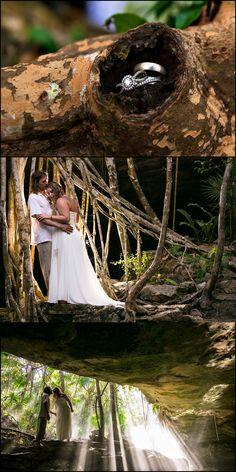 Beautiful Trash the Dress  MTM Photography in Mayan Riviera Wedding Photographer. Wedding Photographer photos in Cancun, Playa del Carmen, Puerto Morelos, Puerto Aventuras and Tulum. www.MomentsThatMatterPhotography.com