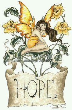 Fata .... speranza