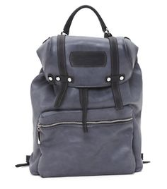 CECCHINI Womens Made In Italy Leather Adjustable Multi Backpack MSRP: $495 NWT  | eBay