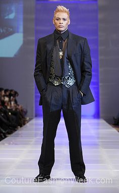 Jean paul gaultier is feeling dandy in his haute couture for Haute couture men