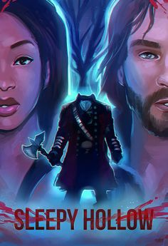 asieybarbie rocks - she's cranked out another great Sleepy Hollow fan art
