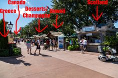 Epcot Food and Wine Festival Menus and Reviews – Greece, Hawaii, Scotland, Craft Beers, Our family of websites (http://disneycontests.blogspot.com/p/blog-page.html )