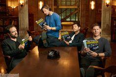 Supernatural's most meta episode yet 😂