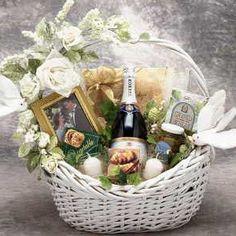 Geschenkekorb. #wedding gifts #wedding #presents