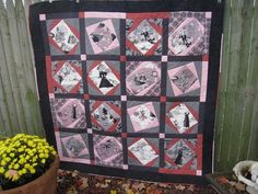 Alexander Henry Ghastlies Quilt Pattern | Weekly Themed Quilt Contests