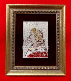Téma: Mátyás Király / Mathias Rex Technika: Tűzzománc Anyaga: Vaslemez, ékszerzománc, 24 kar arany Mérete: 17x12 cm Techno, Painting, Decor, Decoration, Painting Art, Paintings, Decorating, Techno Music, Painted Canvas