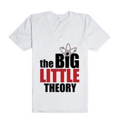 The Big Little Theory Sorority Tee