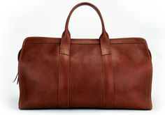 Signature Travel Duffle. Frank Clegg. $850.