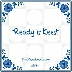 Klaar is Kees