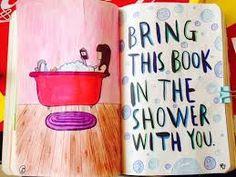 Risultati immagini per wreck this journal shower
