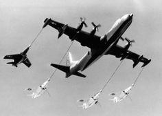 Convair_R3Y-2_refueling_four_F9F-8s_1956.jpg;   748 x 534 (@100%)
