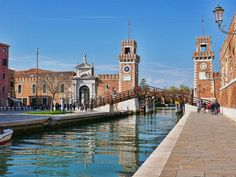 The Arsenale Venice - one of the 10 best off the beaten path Venice attractions