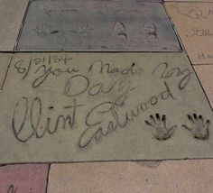 Grauman's Chinese Theater, L.A.