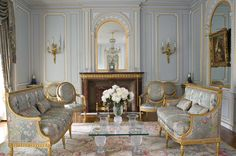 18th century house in Brooklyn - Robert Couturier's Interiors