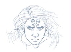 Kaladin sketch