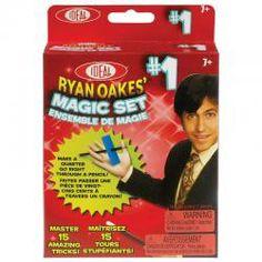 IDEAL RYAN OAKES MAGIC SET #1 Magic Sets