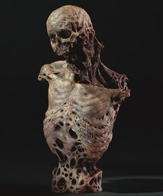 Arte Zombie, Zombie Art, Zombie Pose, Dark Creatures, Fantasy Creatures, Horror Decor, Horror Art, Fantasy Monster, Monster Art